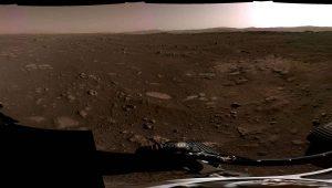 Nasa's Mars Perseverance Rover