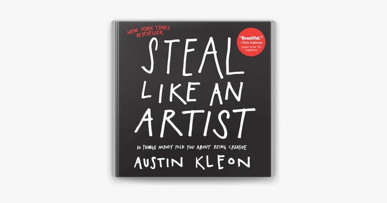Steal Like an Artist book summary