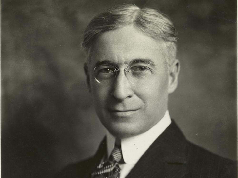 Bernard M.Baruch
