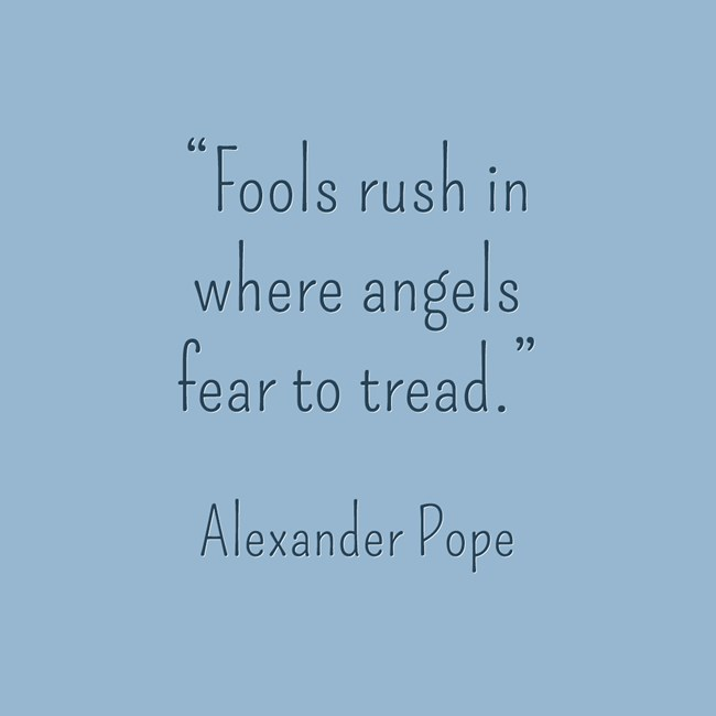 Alexander Pope Quotes