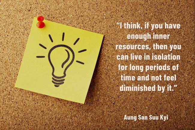 Aung San Suu Kyi Quotes