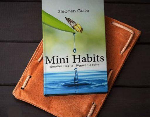 Mini Habits Book summary